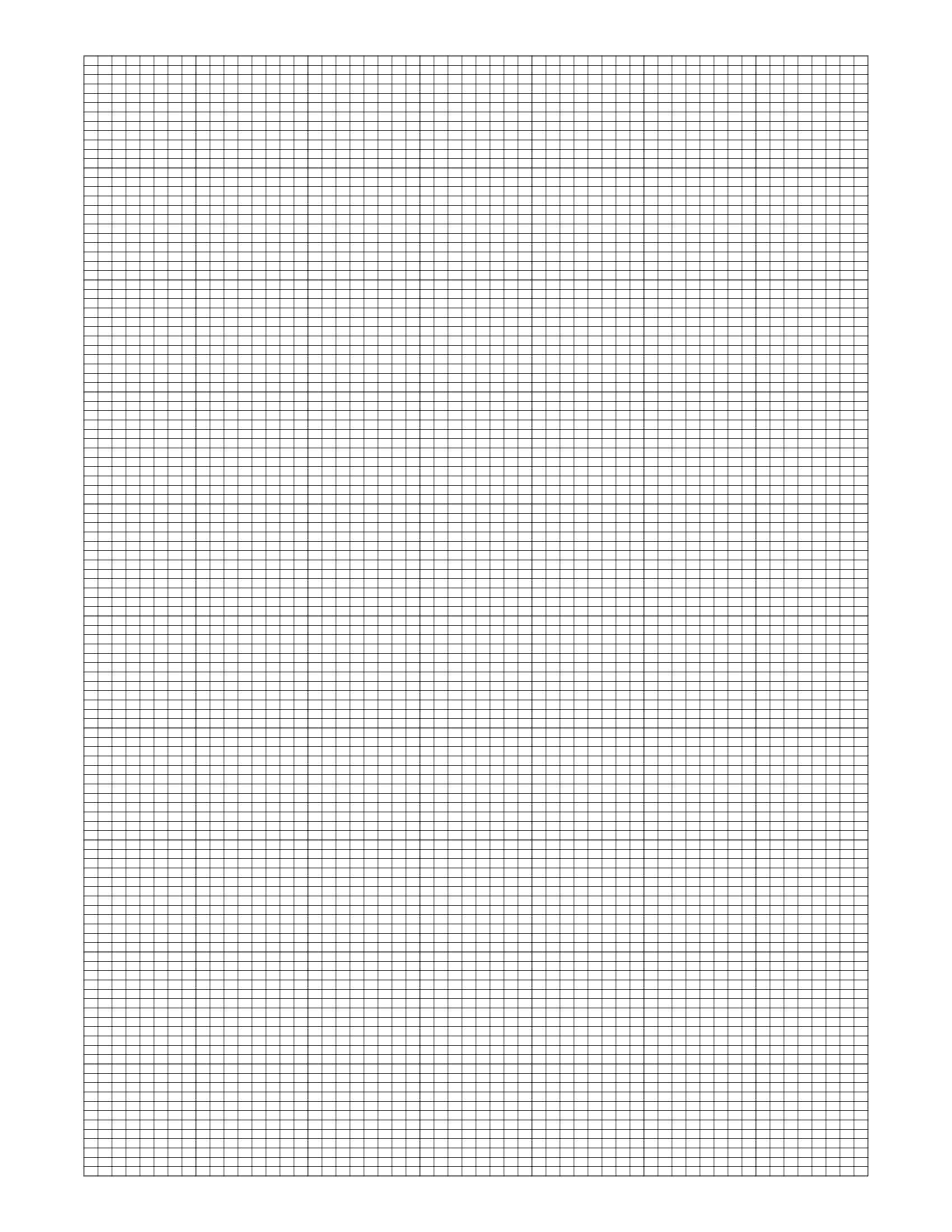 Free Online Graph Paper Asymmetric