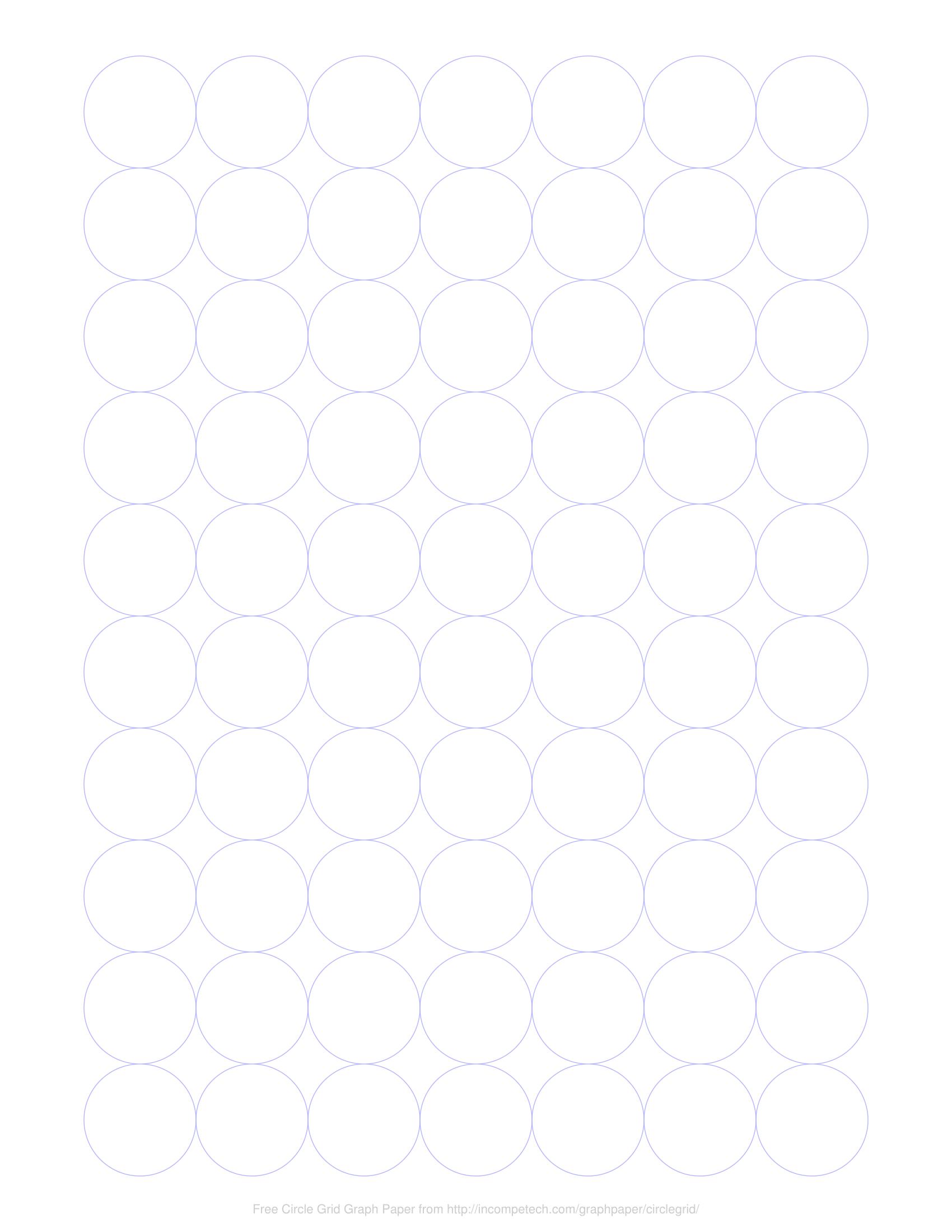 free online graph paper circles grid