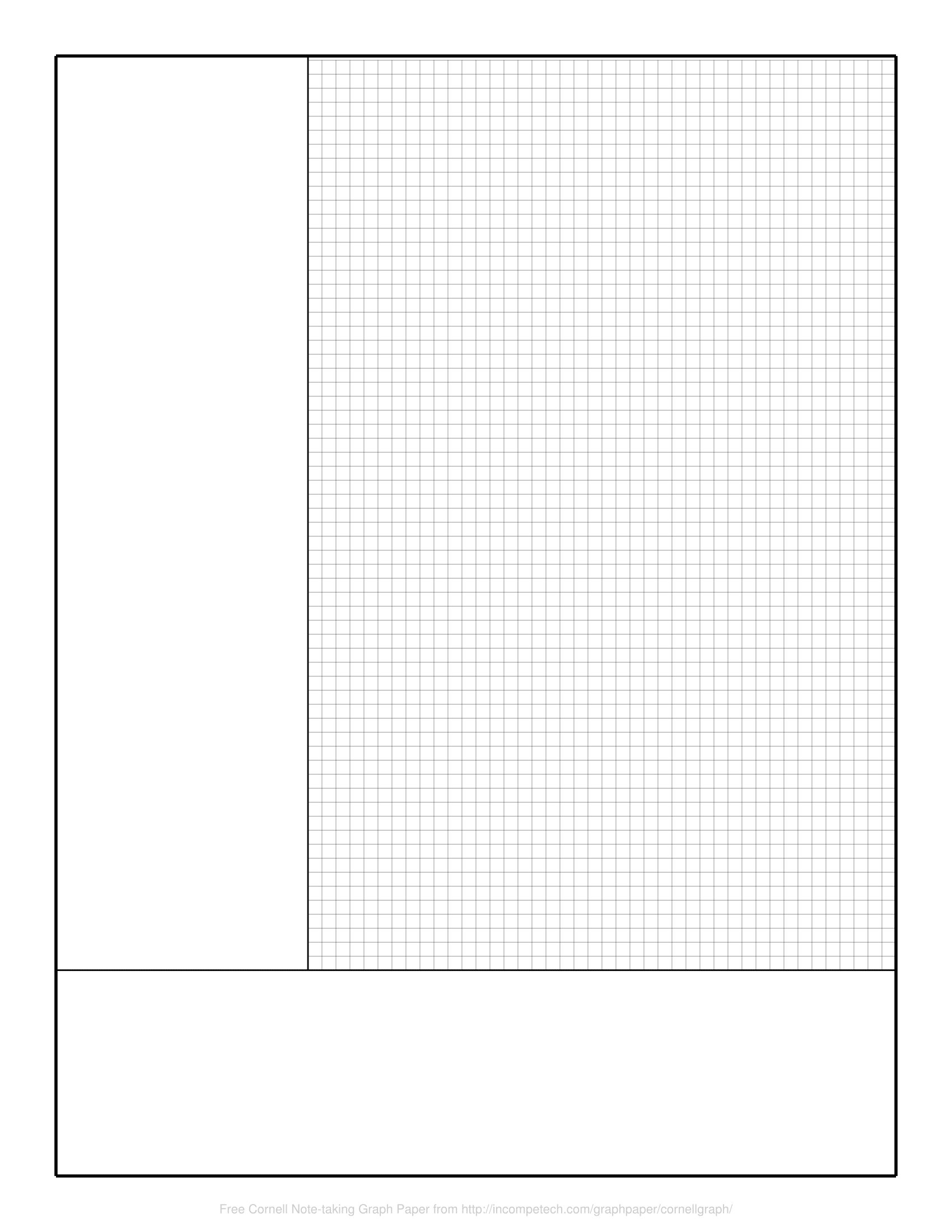 Template For Graph Paper from incompetech.com