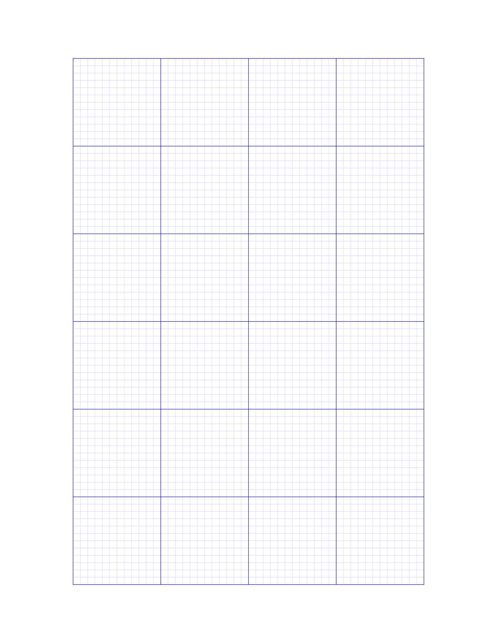 1 Inch Graph Paper | Free Online Graph Paper Grid Lined