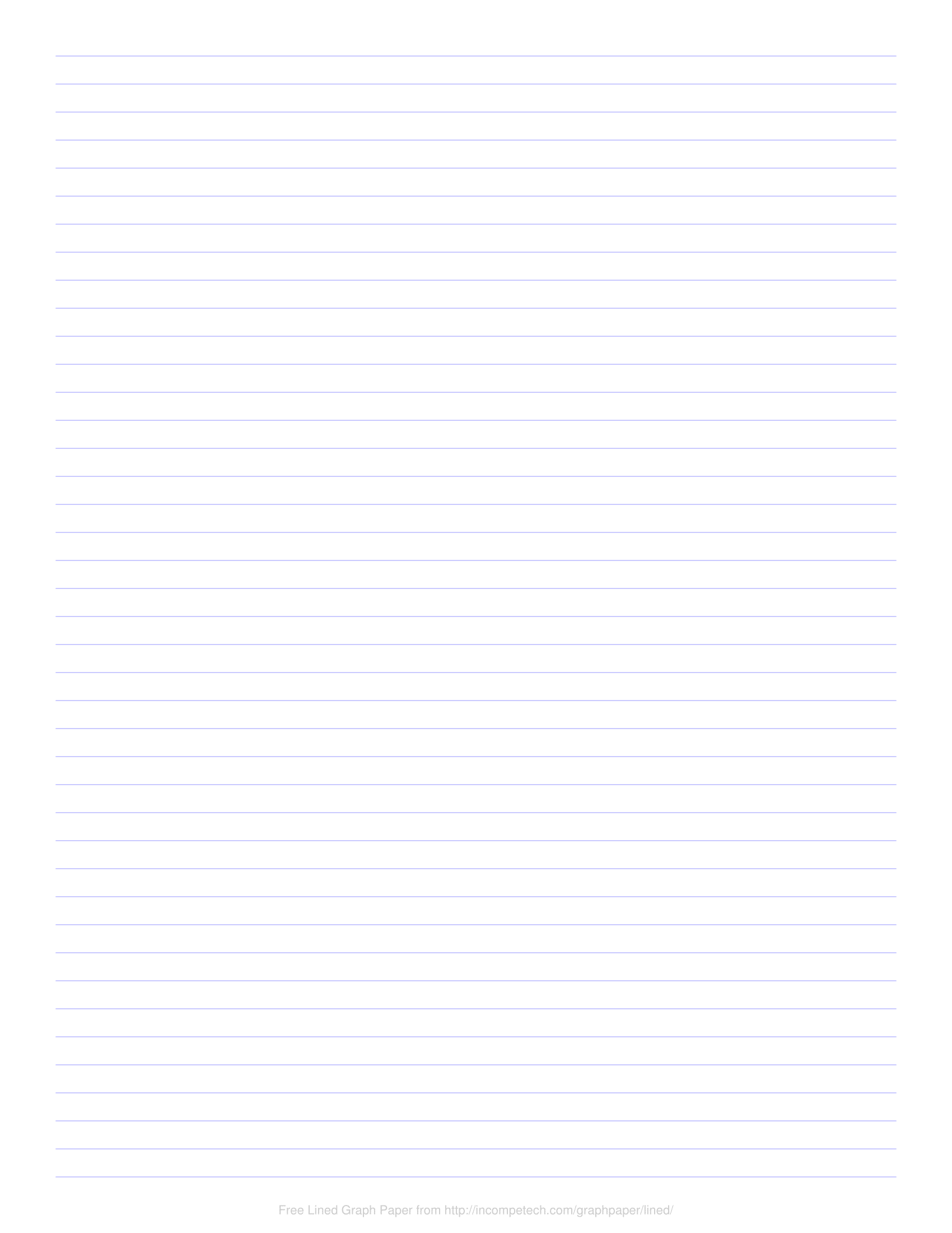 free online graph paper / lined