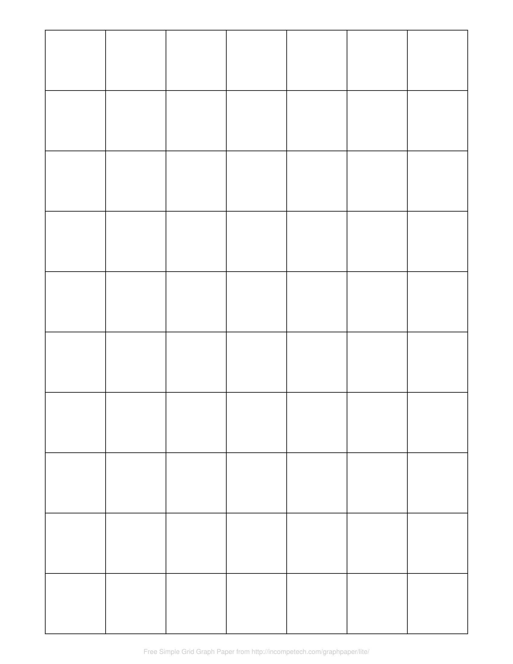 photograph relating to 10x10 Grids Printable known as Totally free On the net Graph Paper / Very simple Grid