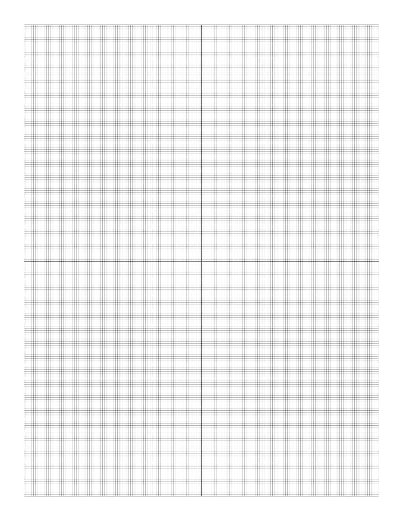 graphic relating to Printable Dnd Grid titled Cost-free On the net Graph Paper / Simple
