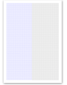 picture relating to Free Printable Line Paper named Cost-free On-line Graph Paper / Uneven and Specialty Grid