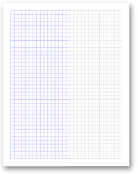 graphic regarding Printable Knitting Graph Paper titled Cost-free On the web Graph Paper / Uneven and Specialty Grid
