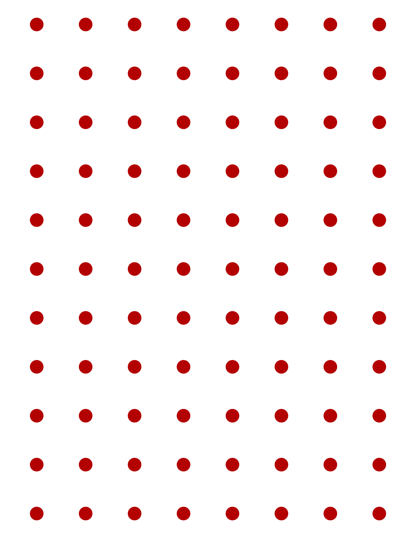 photograph regarding Dot Grid Printable identified as No cost On the internet Graph Paper / Sq. Dots